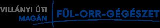 Villányi Fül- Orr- Gégészet logo