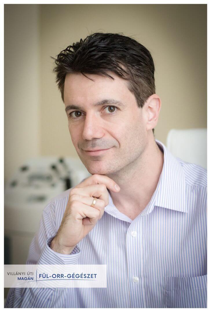 Dr Guillaume Lourmet Fül Orr Gégész