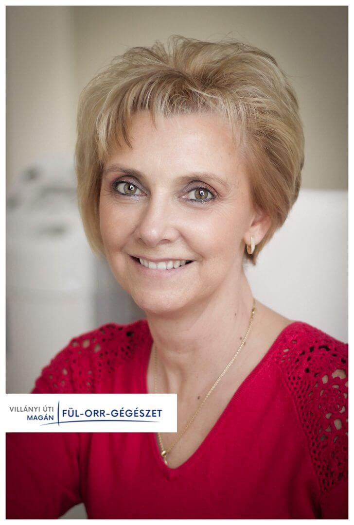 Dr Molnár Marianna Fül Orr Gégész