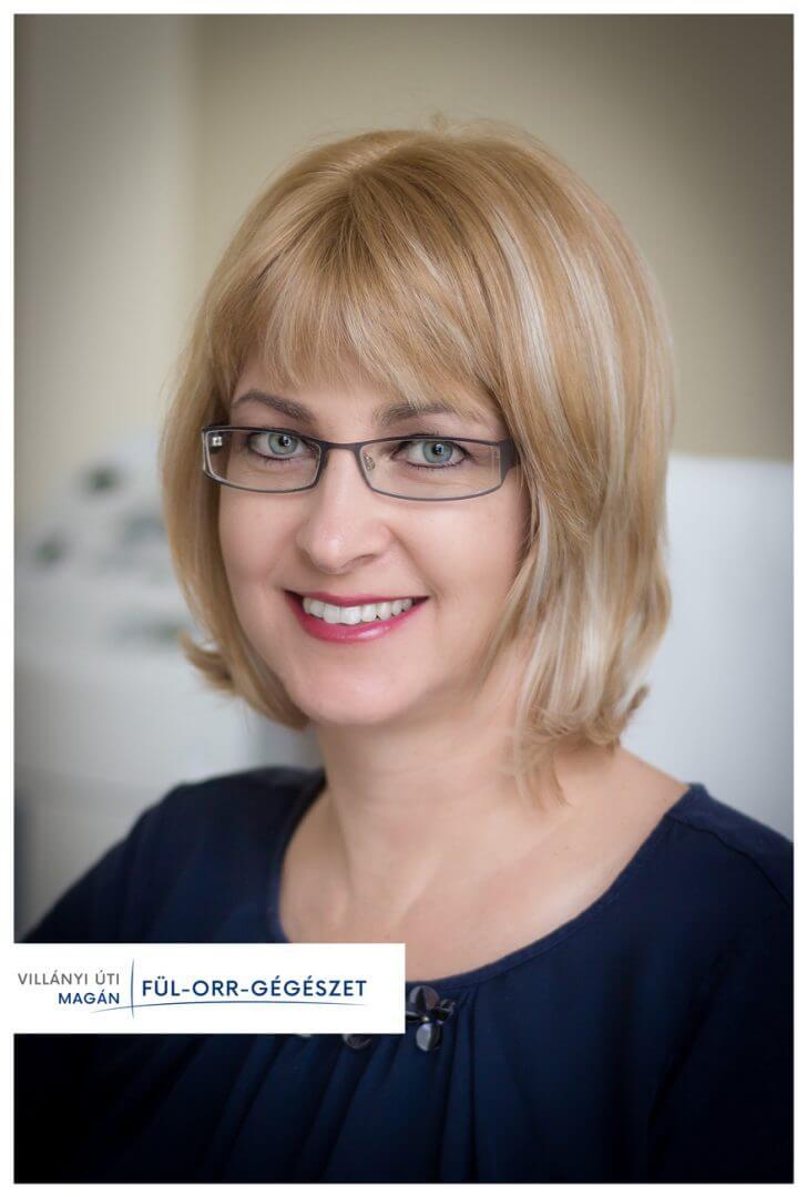 Dr Szabó Judit Petra Fül Orr Gégész
